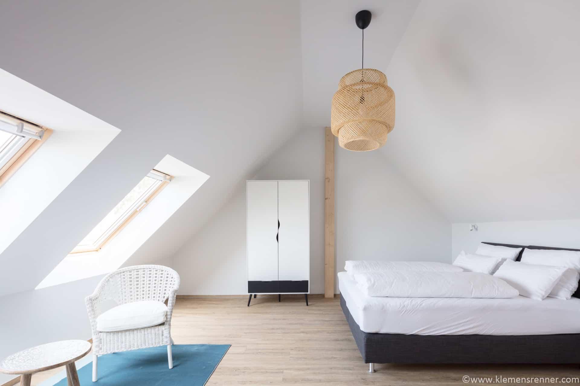 Markt 15 - Maisonette-Doppelzimmer - Foto: Klemens Renner