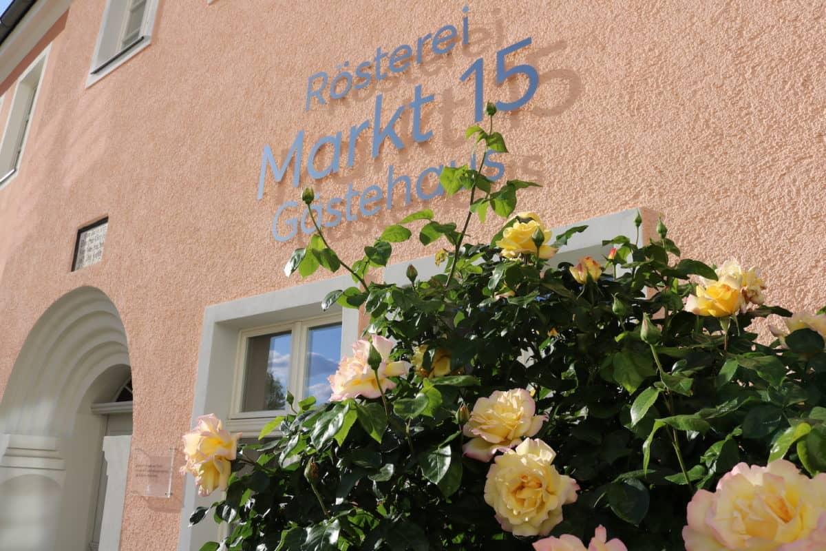 Markt 15 - Außenansicht von Markt 15
